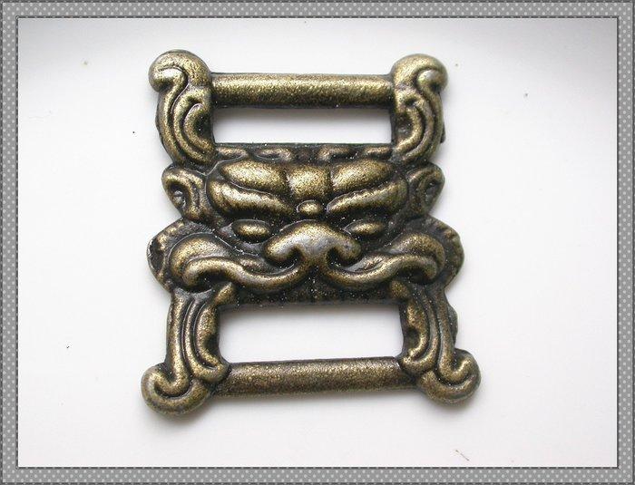 【雅之賞|藏傳|佛教文物】*特賣* 尼泊爾純手工托甲經書扣掛飾 吊飾~Q1505