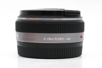 【高雄青蘋果3C】Panasonic LUMIX 14MM F2.5 G ASPH M4/3 定焦鏡 #44643