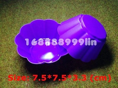 ☆陽光寶貝窩☆ 花朵 矽膠模 食品級 馬芬杯模 蛋糕模 手工肥皂模 果凍模
