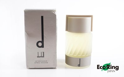 [Eco Ring HK]*Dunhill After Shave 50ml L6H6478* Rank B -197005018-