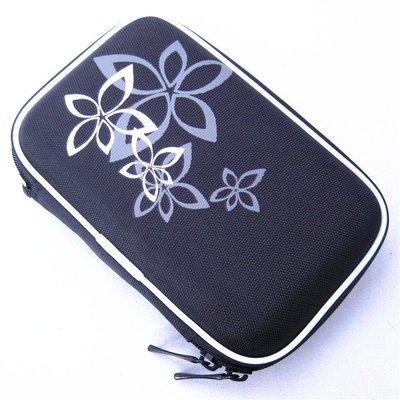全新 2.5 吋 外接式硬碟 布面 彩織紋 防撞 硬殼包 黑色 1T 1TB 2T 2TB 桃園市