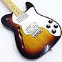 【又昇樂器 . 音響】無息分期Fender Classic Player Tele Thinline Deluxe半空心