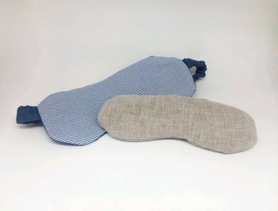 溫敷眼罩套(藍)