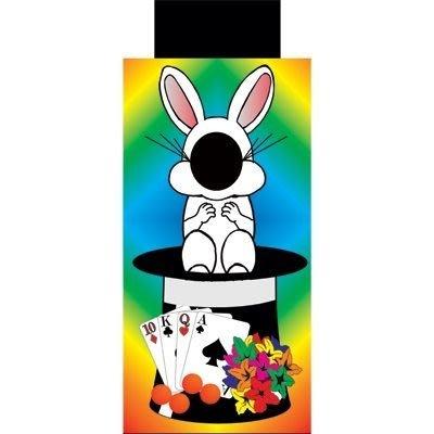 [魔術魂道具Shop] 美國原版 ~Wand to Rabbit (Custom) by Imagine-If Magic~三秒變兔子~商演必備