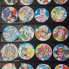 【五六年級童樂會】 早期絕版懷舊童玩尪仔標  假面超人 鹹蛋超人 恰比 藍色小精靈 31