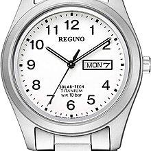 日本正品 CITIZEN 星辰 REGUNO KM1-415-13 男用 手錶 男錶 太陽能充電 日本代購