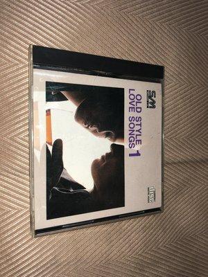 【李歐的音樂】幾乎全新SM唱片 THE OLD STYLE LOVE SONG 1 CD 無IFPI 1A1 C 日本