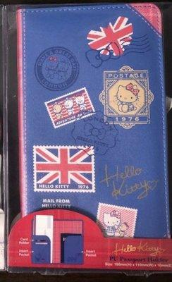Hello Kitty PU Passport Holder證件套
