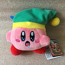 【景品一番 TOYS】日本SK JAPAN景品 NINTENDO 電玩 星のカービィ 星之卡比 KIRBY  毛公仔 掛飾 粉紅色