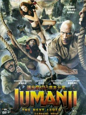電影現貨《野蠻遊戲:全面晉級/勇敢者遊戲2 Jumanji: The Next Level》 電影現貨《野蠻遊戲:全面晉