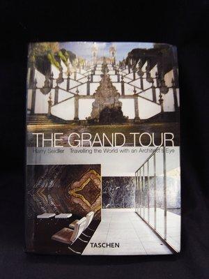 *阿威的舊書香*【特價 原文書 THE GRAND TOUR Harry Seidler】