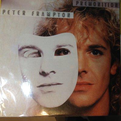 ##黑膠唱片 PETER FRAMPTON  PREMONITION  熱門歌曲