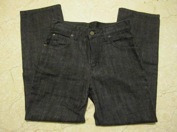 wrangler 藍哥黑色女牛仔褲