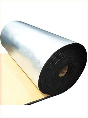 保溫棉卷防火隔音棉房頂防水隔熱膜海綿房屋保溫板內外墻材料防曬哆啦A珍