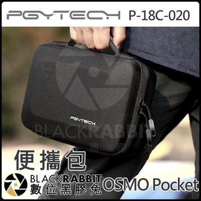數位黑膠兔【 PGYTECH OSMO Pocket P-18C-020 便攜包 】 輕便 收納包 尼龍 防滑 手提