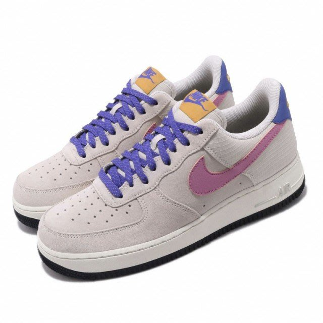 【OB海外連線】NIKE AIR FORCE 1 07 LV8 ACG BEIGE 米白粉 粉勾 CU3007-061