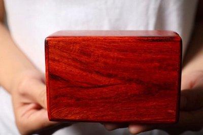 ॐ〘聖多羅〙機關抽拉盒(小)印度小葉紫檀