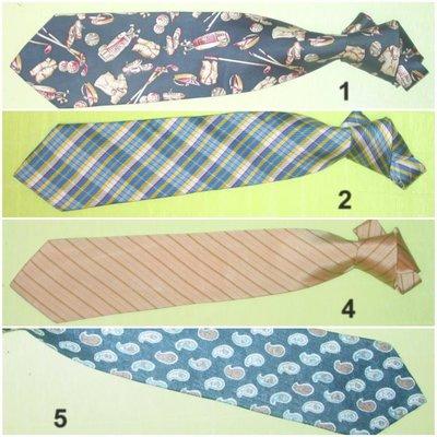 平價優質二手領帶 手打領帶:Andrew's Ties系列