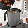 日本sp sauce 耐高溫不銹鋼過濾油壺1.6L 廚...