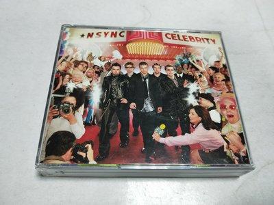 昀嫣音樂(CD119) NSYNC CELEBRITY 超級男孩 保存如圖 售出不退