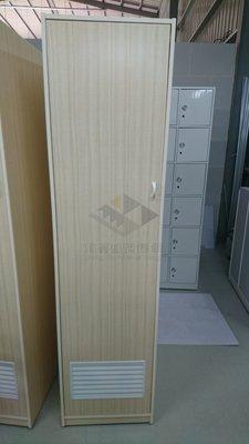 (YHCP-134)單開門掃具櫃-防水掃具櫃/防水掃除櫃/塑鋼掃具櫃/塑鋼掃除櫃/公司掃具櫃