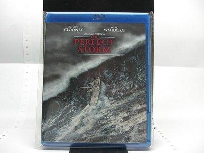 【正版BD】The Perfect Storm(天搖地動) 美版.有中文字幕. ☆已拆如新