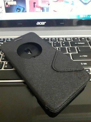【批發價】ASUS ZenFone5 免掀蓋接聽 智能皮套 黑皮套 手機皮套 黑