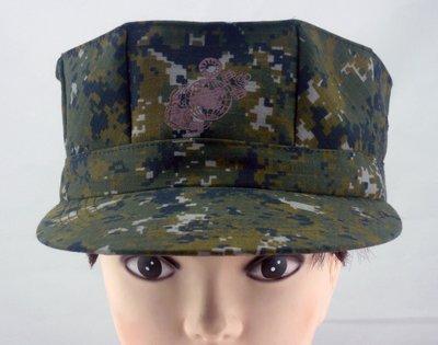 海軍陸戰隊數位迷彩八角帽 國軍之海軍陸戰隊(海陸)專用 生存遊戲 休閒均適宜 W軍品小鋪