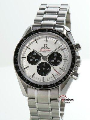 *台北腕錶* Omega 歐米茄 Speedmaster 超霸 2020 東京奧運 限量錶 熊貓面 186641