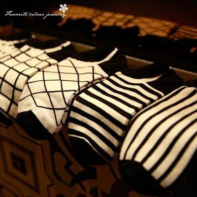 文藝造型棉襪 短襪 10051【櫻桃飾品】【22078】