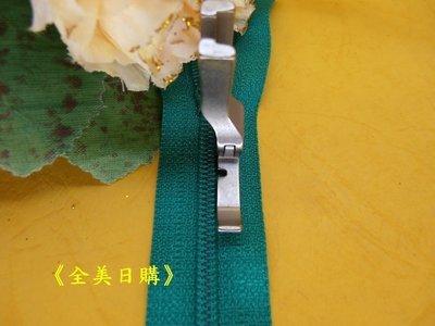 拼布材料兄弟juki勝家三菱工業用縫紉機平車壓布腳*半邊車拉鍊壓布腳*有左右針位兩種.賣場價格是單一邊的價格.可車拉鍊
