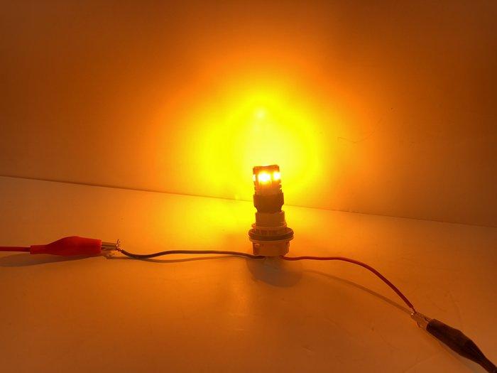 炬霸科技 車燈 1156 T20 7440 LED 18W 方向燈 防快閃 解碼 CAN BUS W203 W211
