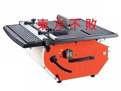 """東方不敗 全新台灣製造9""""磁磚水切機 瓷磚桌鋸 切斷機 切割機"""