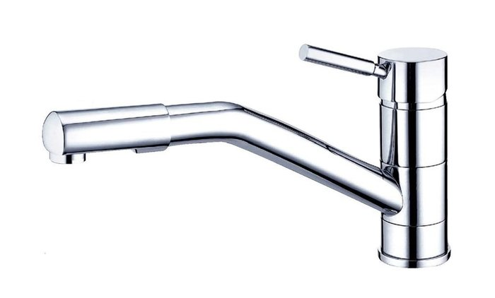 《101衛浴精品》台製 FALALI 法拉利 低鉛 歐式廚房龍頭 KD-016-1 日本陶瓷閥芯【免運費】