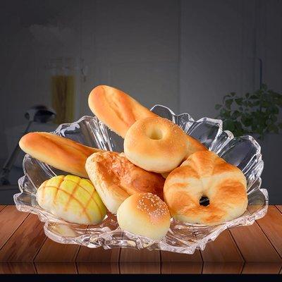 hello小店- 水果盤創意果斗亞克力果盤歐式果盆KTV糖果盤家用果盤客廳#廚房用品#餐具#油瓶#