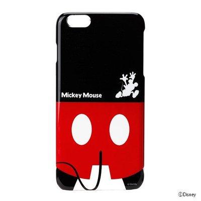 尼德斯Nydus~* 日本迪士尼 米奇 Mickey 米老鼠 硬殼 手機殼 5.5吋 iPhone6+ 屁屁俏皮系列