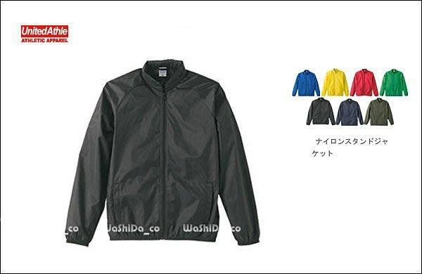 WaShiDa【UA7013】United Athle UA Nylon Jacket 防潑水 連帽 現貨 20off