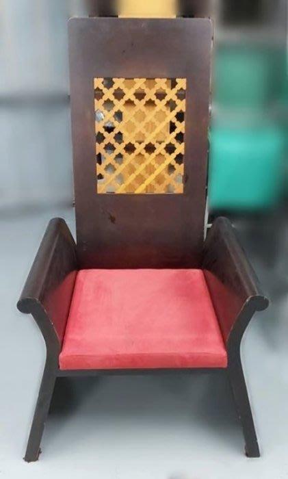 樂居二手家具(北) 便宜2手傢俱拍賣F102319高背餐椅* 二手餐桌椅 二手洽談桌椅 二手餐飲桌椅