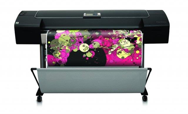 【小智】HP Z210044吋中古繪圖機 (8色機)  原廠全新噴頭/ CAD圖  含稅價