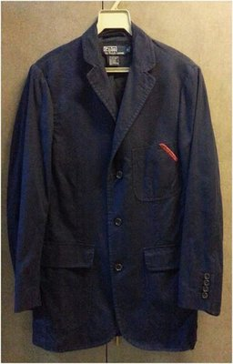 Polo Ralph Lauren (7) 男裝寶藍色紅 RL label 西裝 $1,250