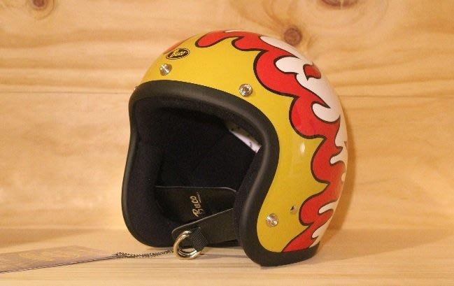 (I LOVE樂多)BUCO FLARE 4/3復古安全帽(史上最悠久經典的安全帽品牌)