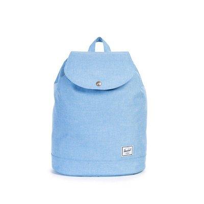 (預購商品) Herschel Supply Co Reid  淺藍 丹寧 織紋 帆布 水桶 後背包