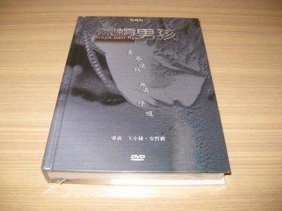 全新台劇《刺蝟男孩》DVD (全20集) 何以奇 李佳穎 鍾承翰 張庭瑚 寇家瑞