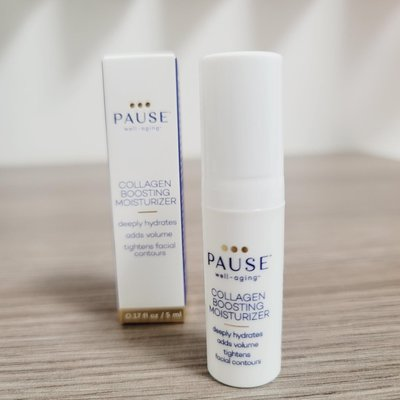現貨🌸全新Pause Well-Aging膠原蛋白保濕霜5mlCollagen Boosting Moisturiser