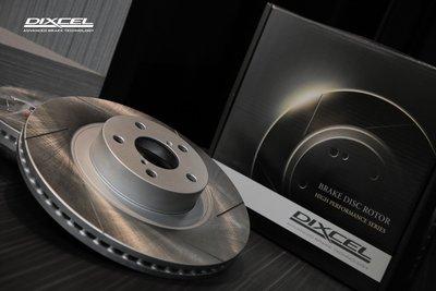 DIXCEL【SD type】TOYOTA ALPHARD 10-14 (R)後輪 劃線煞車碟盤 原裝進口 總代理公司貨
