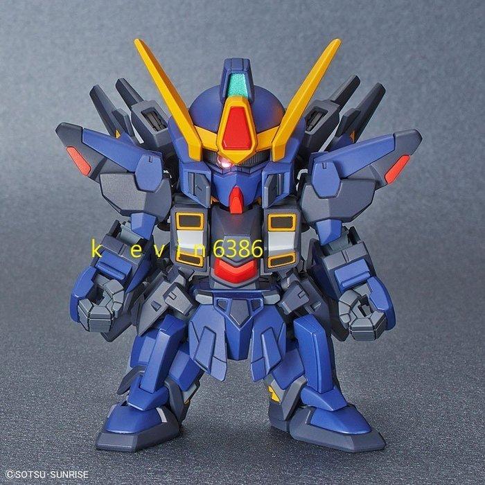 東京都-BANDAI BB戰士-SD鋼彈 SDCS SISQUIEDE西斯克德 迪斯坦配色 骨架內構 (NO:010)