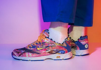 【Basa Sneaker】Nike ZM Streak Spectrum Plus Prem AR1533-800