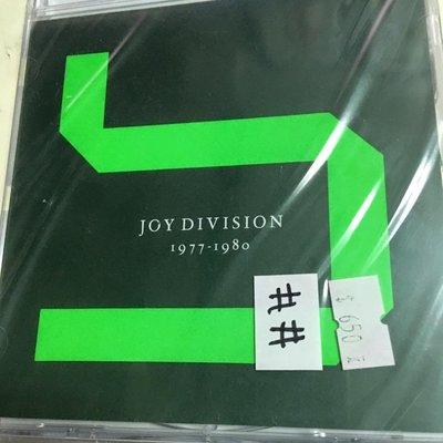 ##80 進口CD  Joy Division : Substance 1977 - 1980