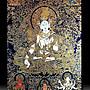 【 金王記拍寶網 】S708  中國西藏藏密佛像...