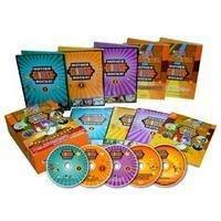 搖滾鵝媽媽童謠 (3CD+1DVD)